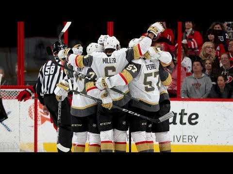 Golden Knights Weekly Wraparound Vegas Atop Nhl Standings With 66