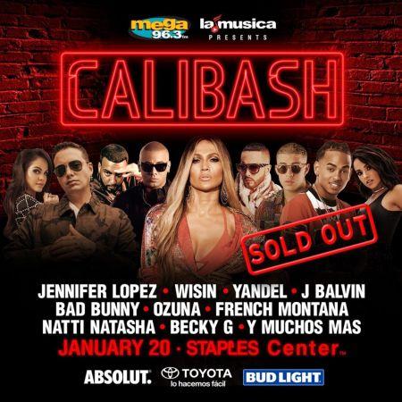 Calibash 2018