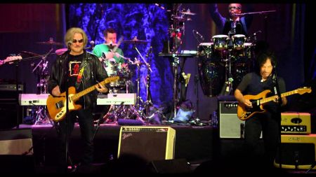 Hall & Oates to return to Atlanta's Infinite Energy Arena on co-headline bill with Train