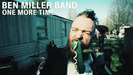 Ben Miller Band brings a punk spirit to Americana on 'Choke Cherry Tree'