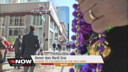 Free family events in Denver for Mardi Gras 2018