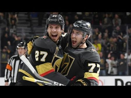 Vegas beats Columbus at T-Mobile for 32nd win