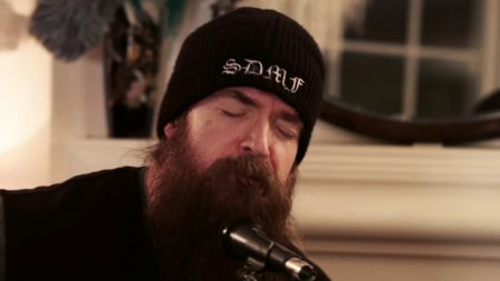 Watch: Zakk Wylde performing 'The Day That Heaven Had Gone Away' on UK's Planet Rock
