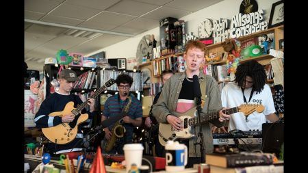 King Krule reveals US dates around critically acclaimed album 'The Ooz'