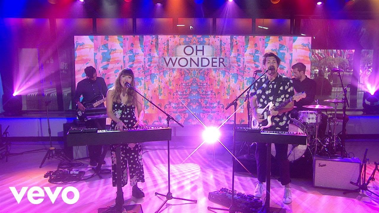 Oh Wonder to visit North, Central and South America for 2018 tour