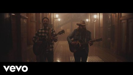 Justin Timberlake and Chris Stapleton come together for 'Say Something' music video