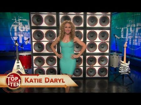 5 reasons to watch AXS TV's new series 'The Top Ten Revealed' with Katie Daryl