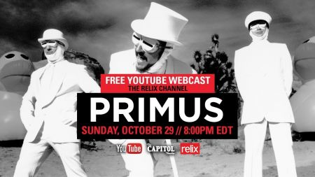 Primus and Mastodon announce North American summer tour dates