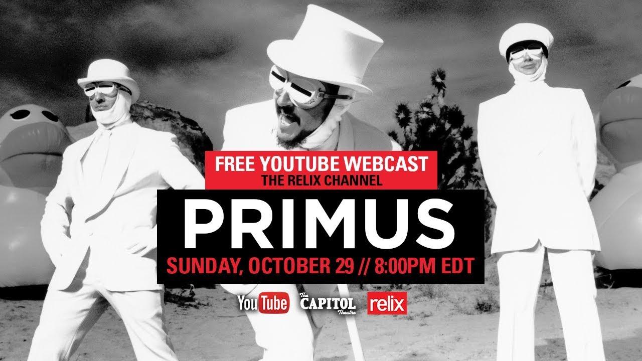 Primus and Mastodon announce North American summer tour dates