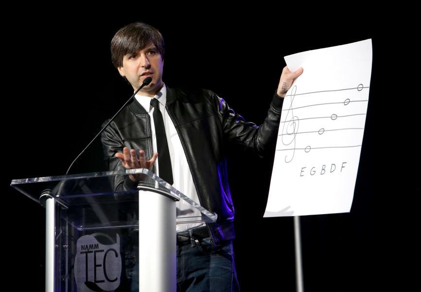 Photo by Jesse Grant/Getty Images Getty Images for NAMM