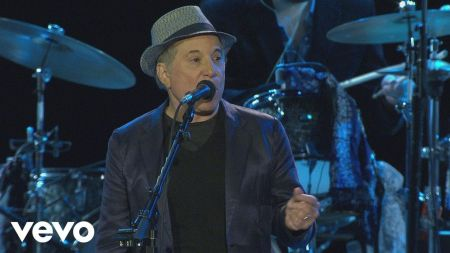 Paul Simon announces 'Farewell Performance' at London's Hyde Park in July