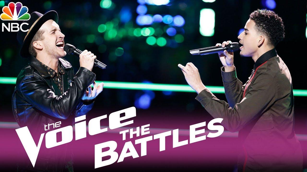 Interview: 'The Voice' star Anthony Alexander talks Team Adam Levine