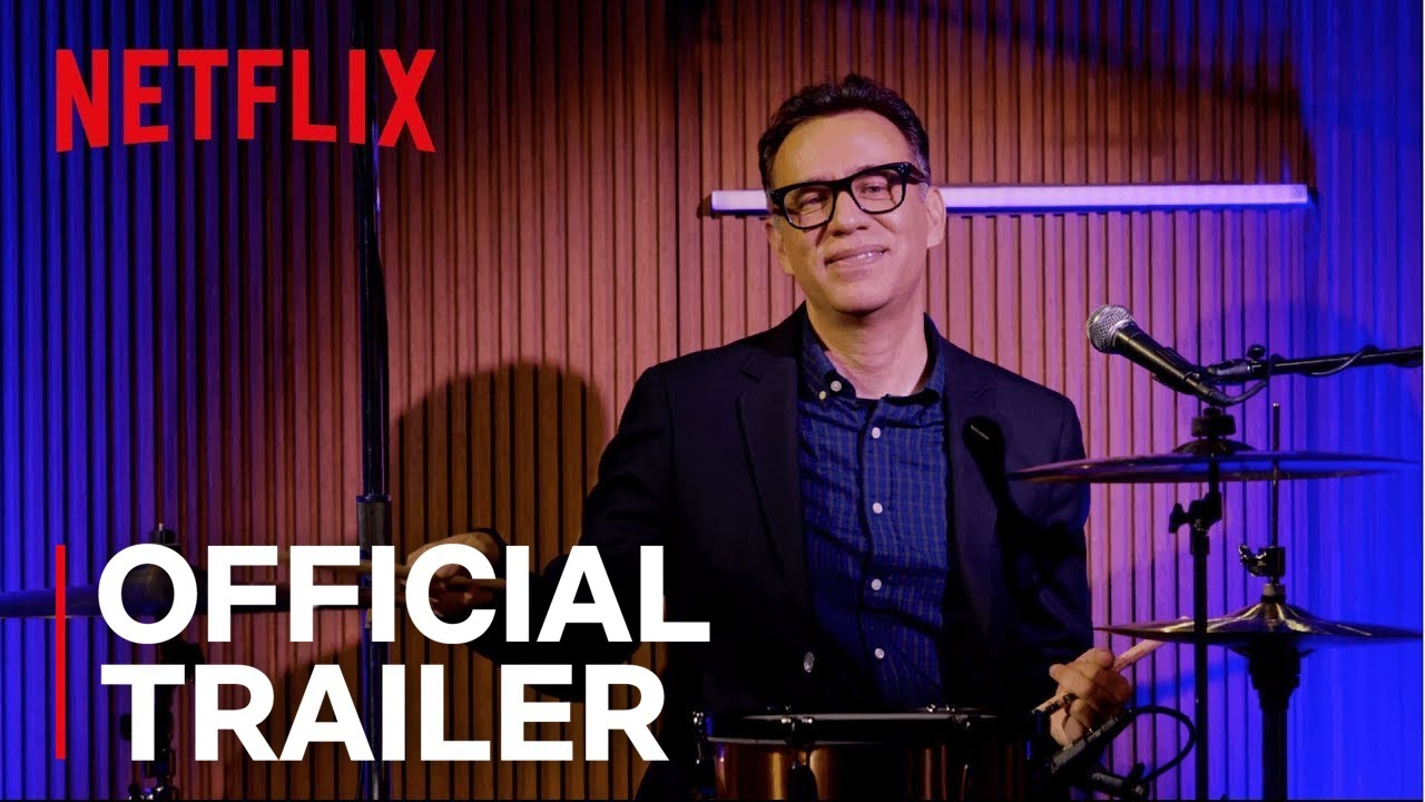 Watch: Fred Armisen surrounds himself with fellow drummers in new Netflix comedy special