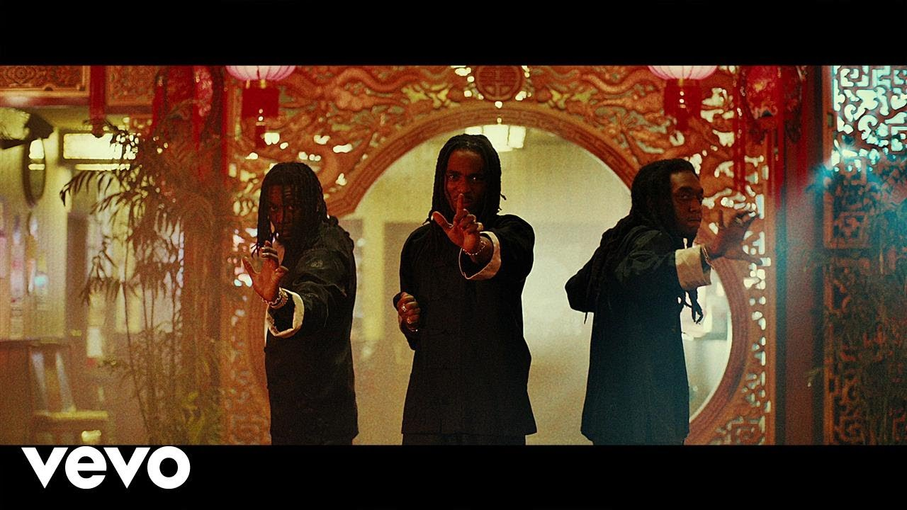 Migos release new video for 'Stir Fry'