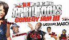 April Fool's Comedy Jam tickets at Verizon Theatre at Grand Prairie in Grand Prairie
