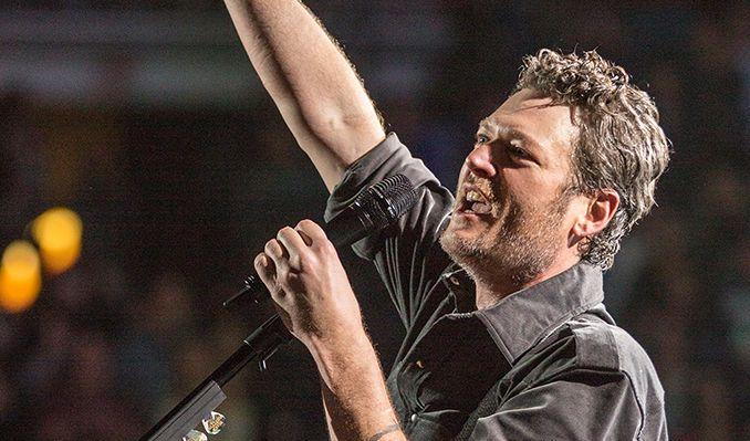 Blake Shelton tickets at RODEOHOUSTON in Houston