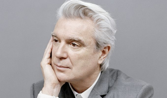 David Byrne tickets at Kings Theatre, Brooklyn