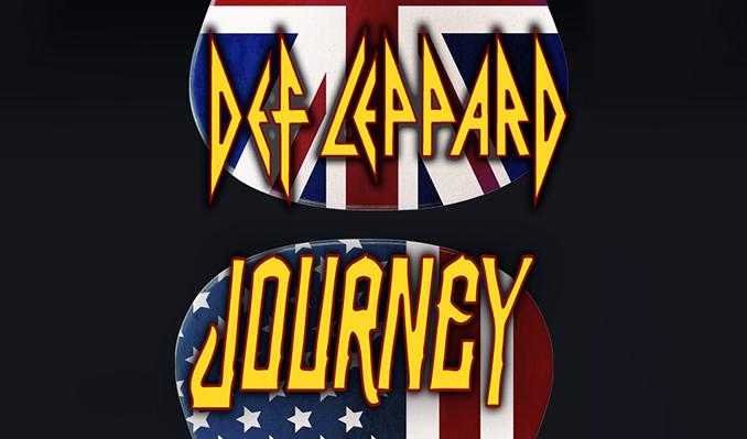 Def Leppard / Journey tickets at Sprint Center in Kansas City