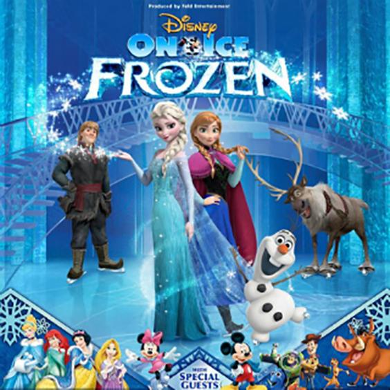 Disney On Ice Frozen Uk Tour Dates