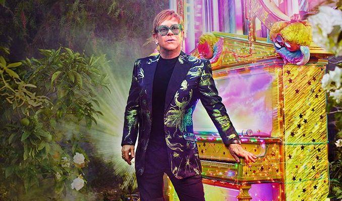 Elton John tickets at Amalie Arena in Tampa