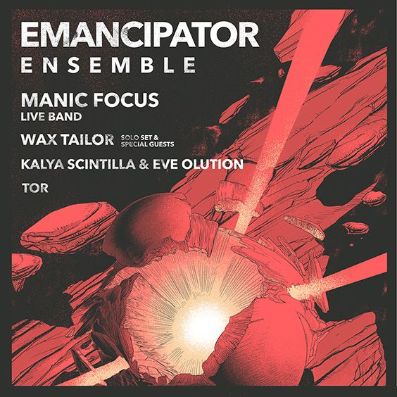 Thumbnail for Emancipator Ensemble