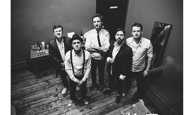 Frank Turner & the Sleeping Souls tickets at Royale, Boston