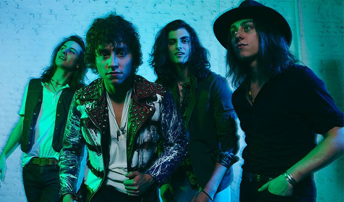 Greta Van Fleet tickets at Rams Head Live! in Baltimore