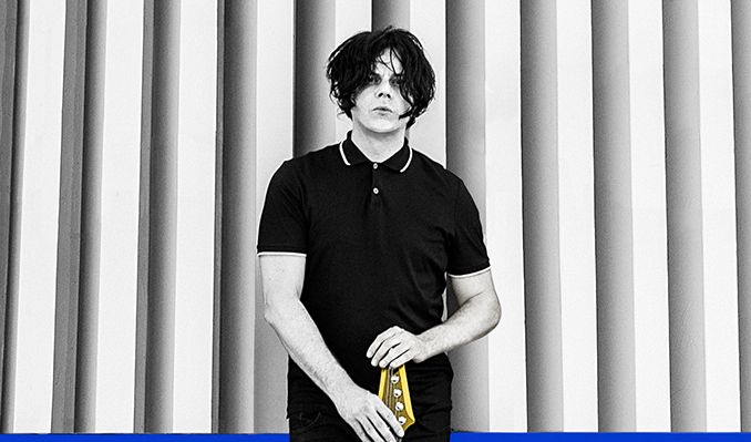Jack White tickets at Eventim Apollo in London