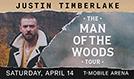 Justin Timberlake tickets at T-Mobile Arena in Las Vegas