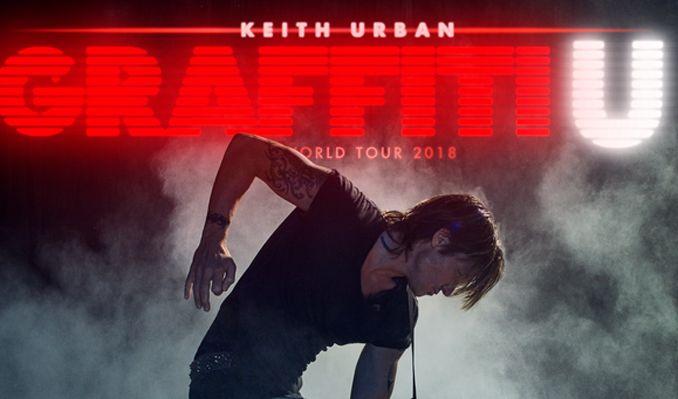 Keith Urban tickets at Santa Barbara Bowl in Santa Barbara