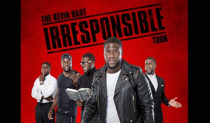 Kevin Hart tickets in Kansas City at Sprint Center on Fri, Apr 27, 2018 - 7:00PM