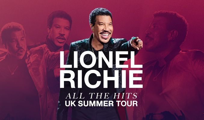 Lionel Richie tickets at 1st Central County Ground in Hove