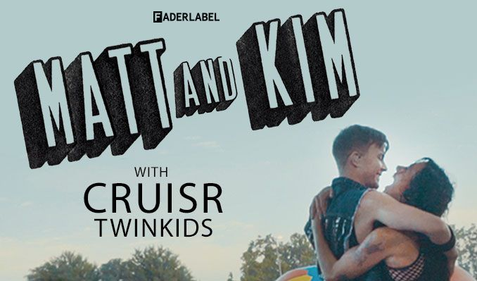 Matt and Kim  tickets at Starland Ballroom in Sayreville