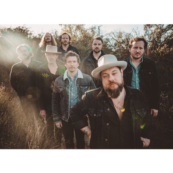 Thumbnail for Nathaniel Rateliff & The Night Sweats