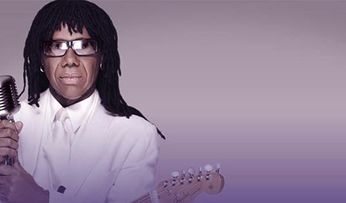 Nile Rodgers & CHIC plus special guests Soul II Soul - Nocturne Live at Blenheim Palace tickets at Blenheim Palace in Woodstock
