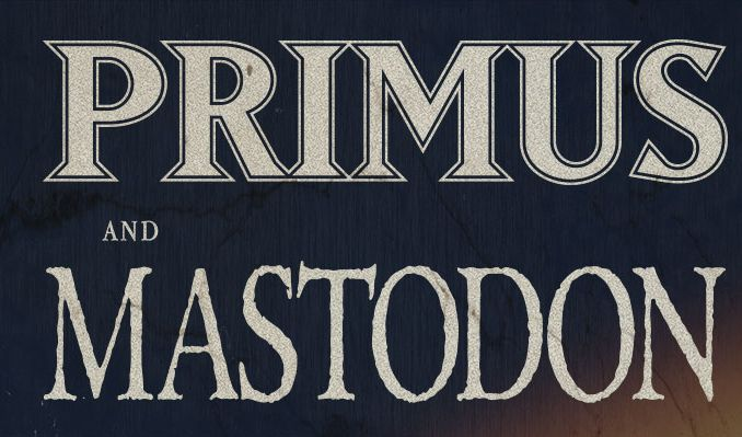 Primus & Mastodon tickets at Avila Beach Resort in Avila Beach