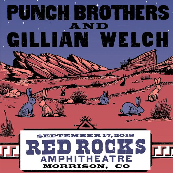 Image for Punch Brothers and Gillian Welch