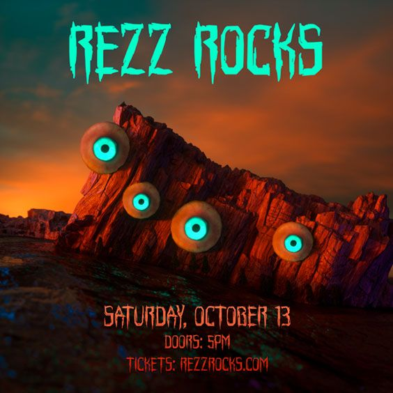 Image for REZZ ROCKS 2018