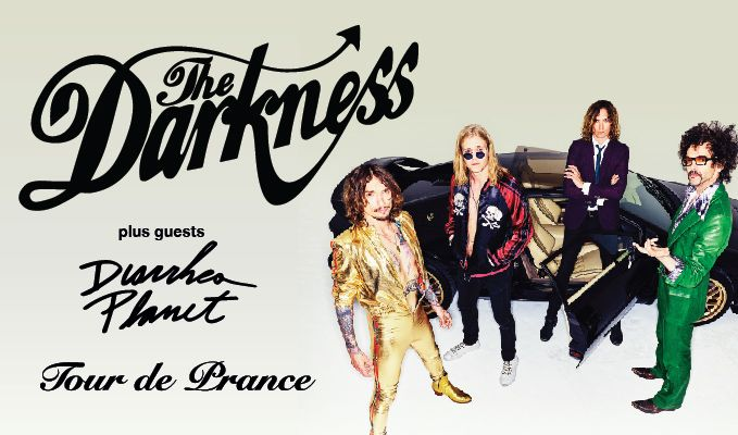 The Darkness tickets at South Side Music Hall in Dallas