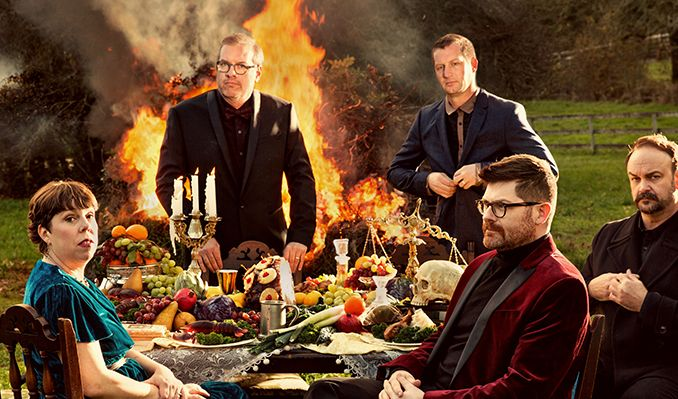 The Decemberists tickets at Agora Theatre in Cleveland