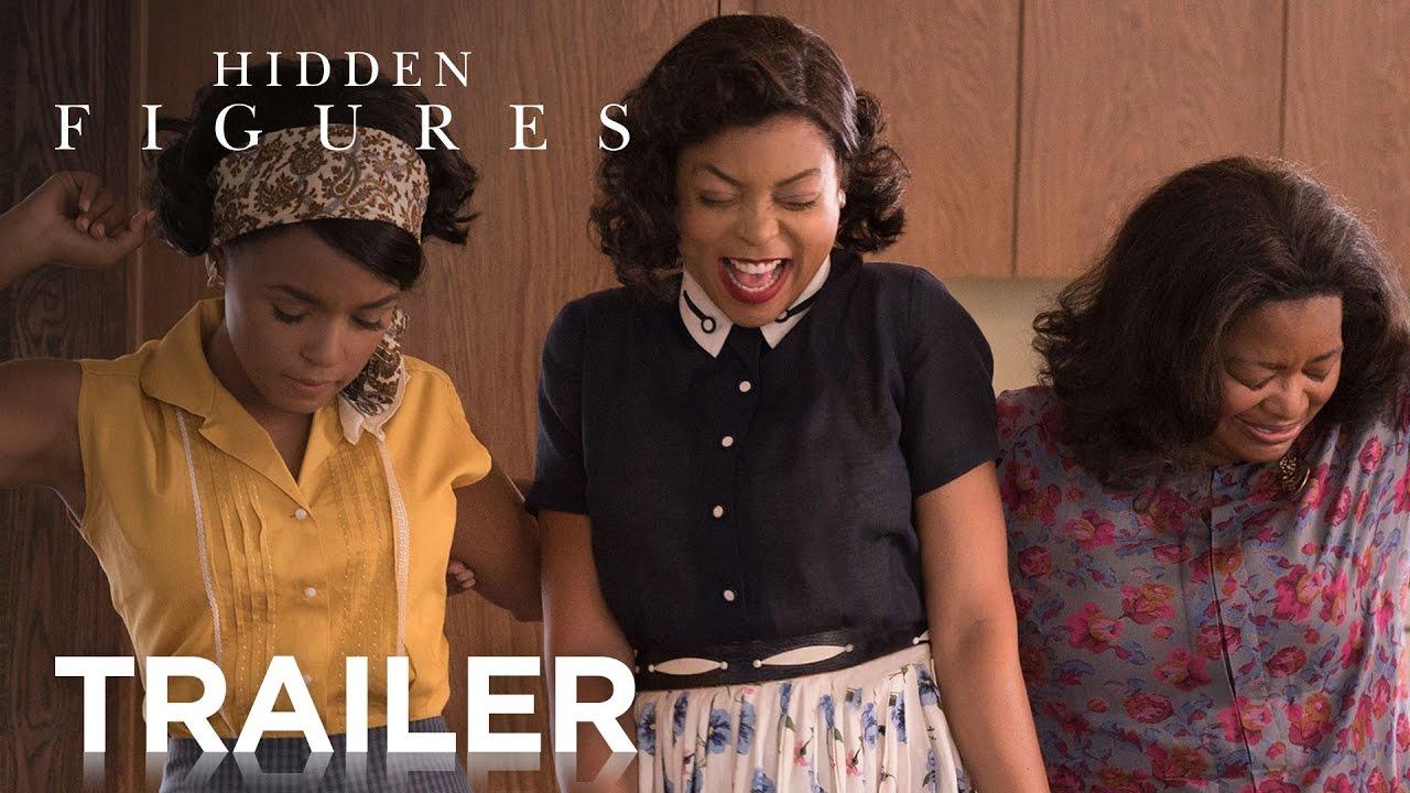 Movie reviews:  'Hidden Figures' and 'A Monster Calls' headline this Golden Globes weekend