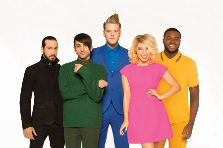 Pentatonix to bring the music alive with Bee Gees performance to Grammy special.