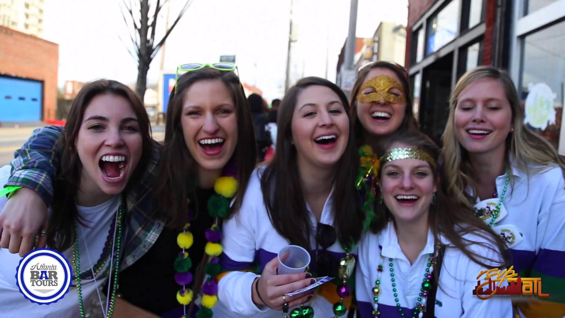 Best bars and restaurants to celebrate Mardi Gras in Atlanta