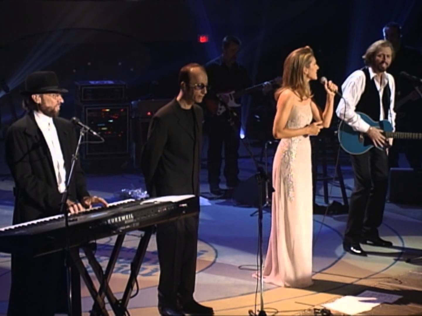 Celine Dion talks new significance of 'Immortality' in upcoming Grammy salute to the Bee Gees