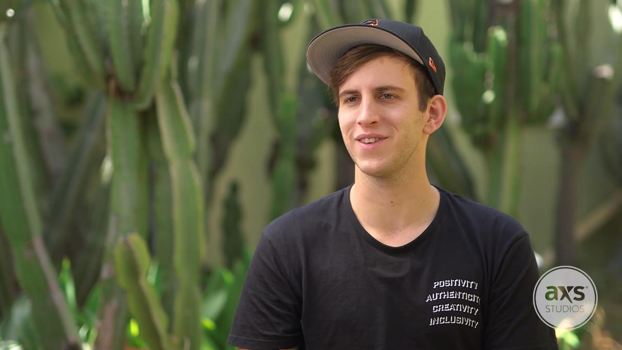 Watch Illenium discuss his new album 'Awake,' before he heads out on tour