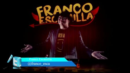 Franco Escamilla announces 2018 R.P.M. tour