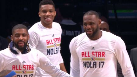 Tickets are now on sale for 2018 NBA All-Star Events in Los Angeles