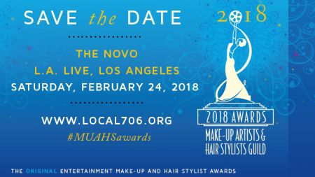 2018 Makeup Artists and Hair Stylists Guild Awards in Los Angeles
