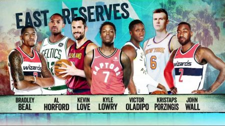 NBA announces All-Star reserves; tickets to All-Star Events now on sale