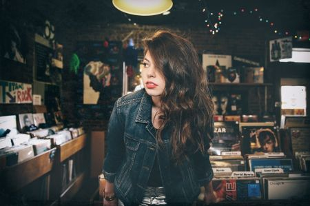 Independent singer-songwriter Merritt Gibson will release her debut album next month.